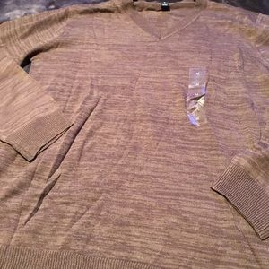 via europa Sweaters - Men's Brown Sweater